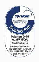 ALM-Lösung von Polarion Software durch TÜV Nord zertifiziert