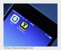 Nächste Instanz: Uber gegen Taxi Deutschland, Gerichtstermin im Juni 2016