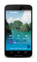 """ebookers App: Neben Hotels, Flügen und Mietwagen sind nun auch die Kombi-Reisen """"Flug+Hotel"""" buchbar"""