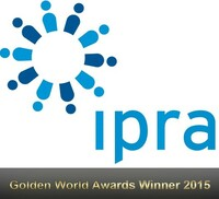 Triple Sieg für Wintershall und navos bei den IPRA Golden World Awards 2015!
