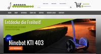 showimage Ninebot und Segway - Fahrspaß vereint von fun-scooter.de