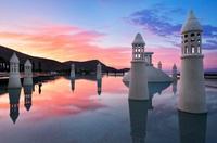 Mehr als nur ein Infinity-Pool - Die faszinierende Geschichte hinter den Wassertürmen im Kempinski Hotel Barbaros Bay Bodrum