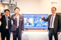 Hisense und FC Schalke 04 präsentieren Smart-TV-App