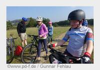Radtour durch deutsche Geschichte: Grenzerfahrung für Rad, Jugend und Eltern