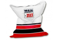 Modern, individuell & bequem - Sitzsäcke von MAIN-ZELT