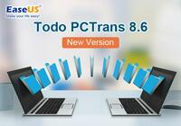 EaseUS hat Todo PCTrans 8.6 Version grade freigegeben