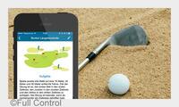 Den Golf-Coach in die Tasche stecken