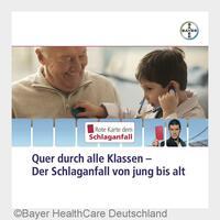 """Neue Broschüre """"Quer durch alle Klassen - Der Schlaganfall von jung bis alt"""""""