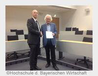 Neues Mitglied im Hochschulrat der HDBW