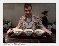 Pierre Nierhaus Trendworkshop Shanghai für Gastronomie-Profis