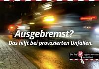 Betrügern im Straßenverkehr das Handwerk legen: Verdacht auf einen provozierten Unfall  was nun?