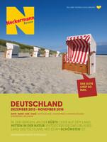 Neuer Deutschland-Katalog: Urlaub in der Heimat
