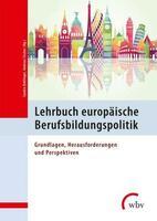 Lehrbuch europäische Berufsbildungspolitik