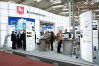 CeBIT 2016: Neue Messeförderung auf dem Niedersachsenstand