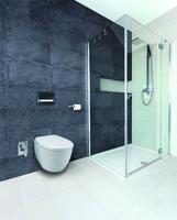 JOMO zeigt neue Trends für Bad und WC: Wohlfühloasen und optische Highlights sind gefragt