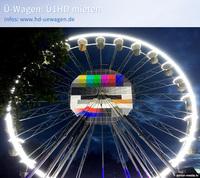 Livevideo und Großbildtechnik bei Events, Jubiläen und Festivals
