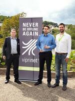 """Viprinet Partner-Tage 2015: eLink als """"Distributor of the year"""" ausgezeichnet"""