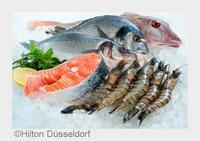 XING Week: Boston Fish Market Dinner Buffet im Hilton
