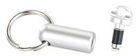 Pluggy Lock Smartphone-Halterung für den 3,5-mm-Kopfhörer-Anschluss