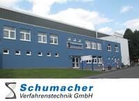 Schumacher Verfahrenstechnik bezieht neues Domizil
