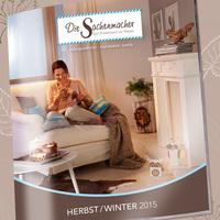 Neuer Sachenmacher-Katalog für Herbst und Winter: außergewöhnlich - inspirierend - trendy