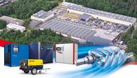 Globales Kompetenzzentrum für Schraubenkompressoren in Simmern auf der Ziellinie