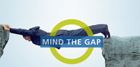 """Mind the gap"": Motto beim tangro Kundentag 2015"