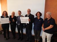 Auszeichnung für den Reitsportverein Rüsselsheim u.U. e.V.
