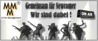 """AgenturMMM-Artist Management setzt mit Projekt """"Gemeinsam für den Newcomer"""" ein Zeichen"""