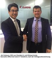 Clavister und Canon IT Solutions forcieren Präsenz am japanischen Markt