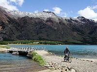 Rockies statt Dolomiten, Pagoden statt Reetdächer: Fahrradurlauber zieht es in die Ferne