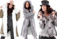 Kuschelige Outfits - Lammfell ist Trend