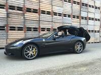 SmartTOP Zusatz-Verdecksteuerung für Ferrari California bald erhältlich