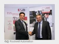 Rockwell Automation erweitert Zusammenarbeit mit der S&D Service & Distribution GmbH auf ganz Deutschland