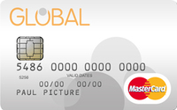 Die PayCenter Global Mastercard wird zum Global-Konto