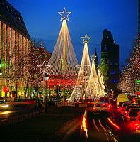 Berlin Lichterfahrt Weihnachtstour