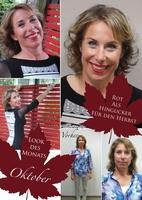 Modetrend:Rottöne in allen Schattierungen für den Herbst-Trend
