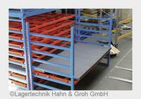 Bleche richtig und materialschonend lagern