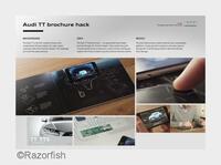 Gold für Razorfish und Audi beim Annual Multimedia Award