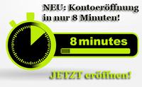 NEU: Konto ohne Schufa in nur 8 Minuten online eröffnen