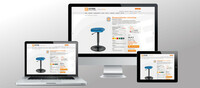LEITNER ERGOMÖBEL: Sitzmöbel Online Shop zum 20 Jahr Jubiläum