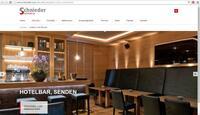 Neue Internet-Seite für Stuhlfabrik Schnieder