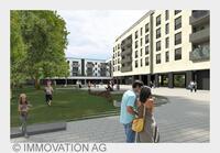 IMMOVATION baut neue Wohnungen auf dem Salamander-Areal