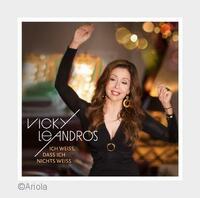 Vicky Leandros - Ich weiß, dass ich nichts weiß - das neue Album