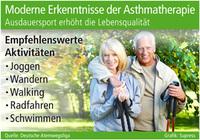 Moderne Erkenntnisse der Asthmatherapie