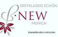 Gute Kosmetik im Kosmetikinstitut B.NEW Munich
