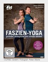 """Jetzt auf DVD: """"Faszien-Yoga"""" von und mit Andrea Kubasch & Dirk Bennewitz"""
