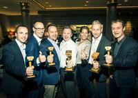 Axis verleiht Partnerawards 2015: Wenn Innovationen und Engagement zählen