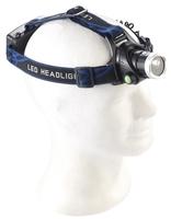 Somikon LED-Outdoor-Stirnlampe, Full-HD-Kamera, IP44