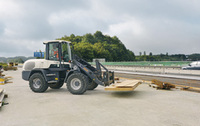 Voller Einsatz bei Brückensanierung auf der A45